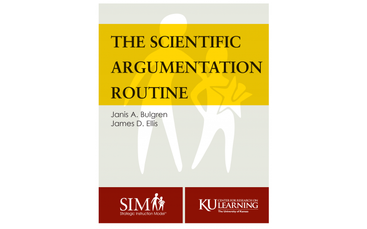 SCIENTIFIC ARGUMENTATION (Coil Bound) (Janis A. Bulgren, James D. Ellis)