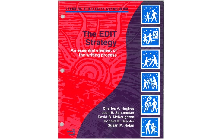 EDIT STRATEGY  (Charles A. Hughes, Jean B. Schumaker, David B. McNaughton, Donald D. Deshler, Susan M. Nolan) (PDF Download with CD contents included in PDF)
