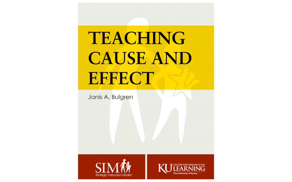 TEACHING CAUSE AND EFFECT (Jan Bulgren) (2014) (PDF Download)