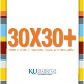 30 x 30+: more stories of success, hope and innovation