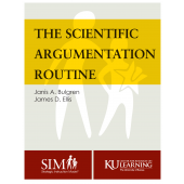 SCIENTIFIC ARGUMENTATION  (Janis A. Bulgren, James D. Ellis) BUNDLE: Coil Bound Manual and PDF Download
