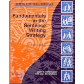 FUNDAMENTALS IN THE SENTENCE WRITING STRATEGY INSTRUCTORS MANUAL (PDF Download)  Jean B. Schumaker, Jan B. Sheldon