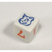 Strategic Math Series: Extra Pig Dice Set