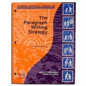 THE PARAGRAPH WRITING STRATEGY INSTRUCTOR'S MANUAL (Jean B. Schmaker, Karen D. Lyerla) (Softcover)