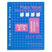 Strategic Math Series: PLACE VALUE: DISCOVERING TENS AND ONES (Susan Peterson Miller, Cecil D. Mercer)