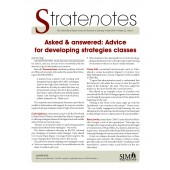 E-STRATEWORKS SUBSCRIPTION (September 2020 - August 2021)