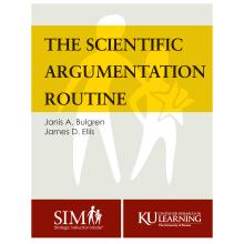 SCIENTIFIC ARGUMENTATION (PDF Download) Janis A. Bulgren, James D. Ellis