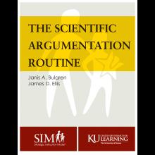 SCIENTIFIC ARGUMENTATION  (Janis A. Bulgren, James D. Ellis) BUNDLE: Coil Bound Manual and PDF Download