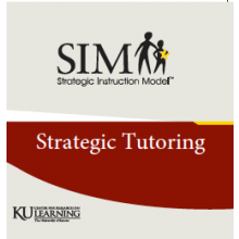 STRATEGIC TUTORING: DEVELOPING INDEPENDENT LEARNERS (2002)  (Video Download)