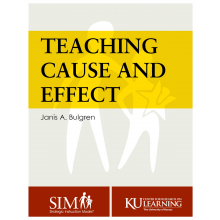 TEACHING CAUSE AND EFFECT (Janis A. Bulgren) (2014) (PDF Download)