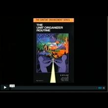 THE UNIT ORGANIZER (2002) (Video Download)